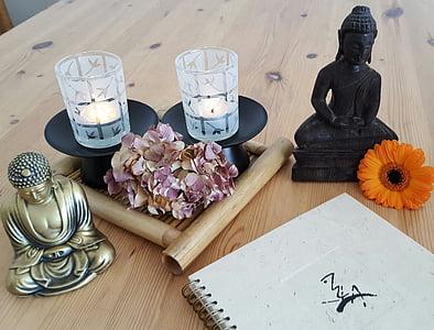 Buda, relaxar-se, relaxació, Àsia, estàtua, Ioga, meditació