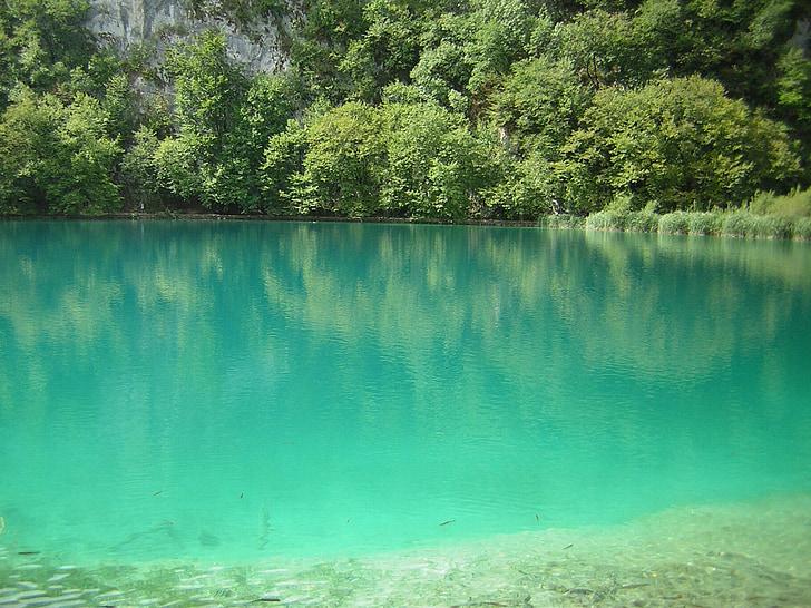Chorwacja, Jezioro, Natura, wody, odzyskiwanie