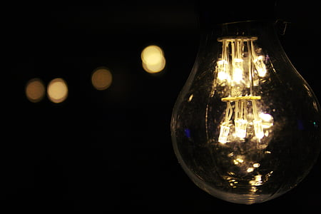 light, technology, creativity, bulb, electricity, close-up, ideas
