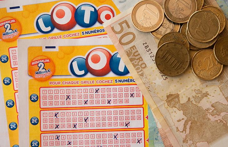 Jackpot Lottery Winner