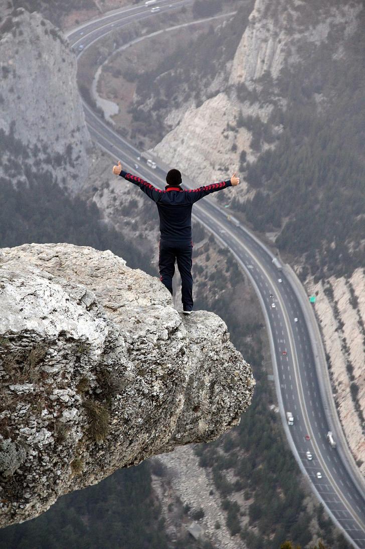 vách đá, Dom, cô đơn, Đừng lo, núi, cổng Cilician