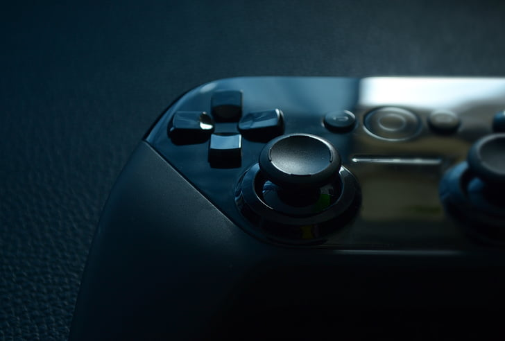 game controller, joystick, joypad, gamepad, controller, gaming, entertainment