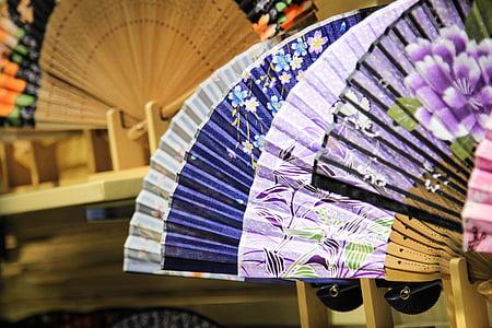 Xina, fan, patró, vent de Xina, Producte artesanal, regal, flor