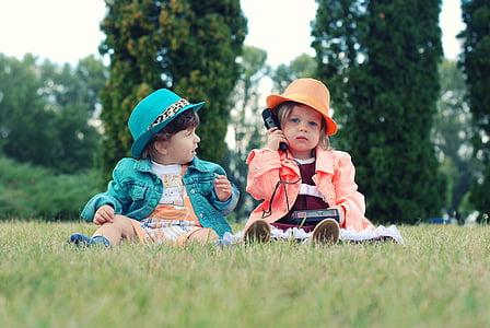 kids, summer, photographing children, baby, boy, girl, the little girl