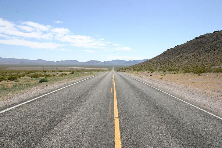 Road, loodus, Travel, maastik, Buitenweg, keskkond, Ameerikas