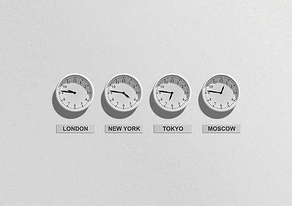 must, äri, kellad, tundi, minutilise, Shadow, aeg