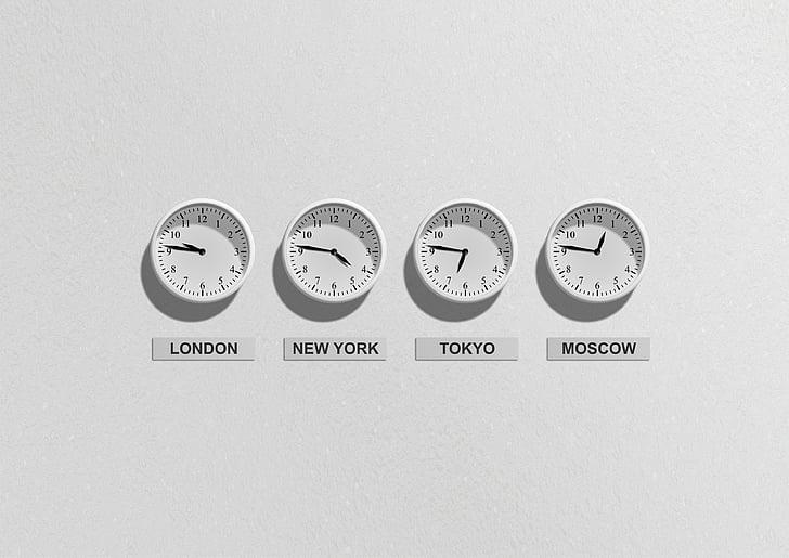 业务, 时间, 时钟, 时钟, 股票交易所, 手表, 小贴士