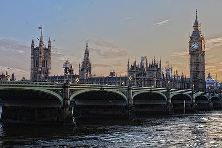 london, parliament, england, ben ben, westminster, tower, city