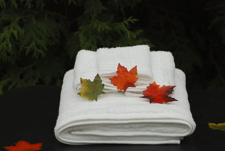 Spa, khăn tắm, sức khỏe, điều trị, Chăm sóc, thư giãn, trắng
