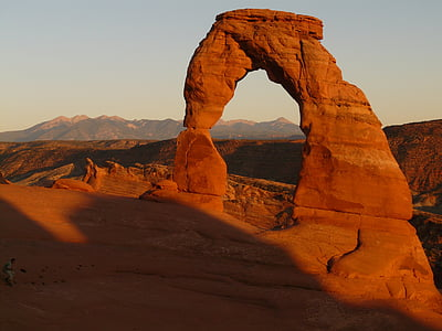 delicate arch, arch, stone arch, arches, arches national park, national park, utah