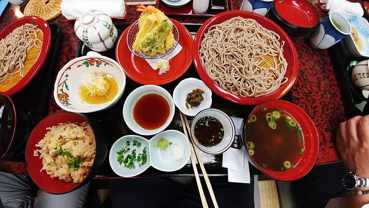 烹饪, 午餐, 美味的食物, 如果食物