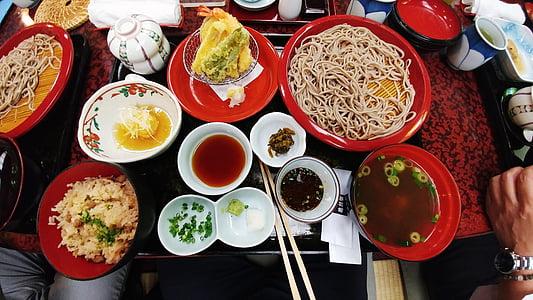 ēdiena gatavošanai, pusdienas, gardu ēdienu, Ja pārtikas