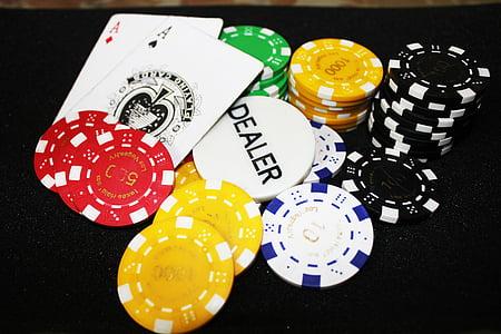 zseton, szerencsejáték, kaszinó, Win, játék, szerencse, kockázat