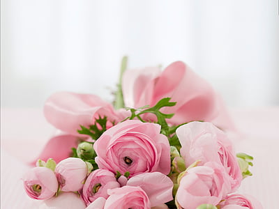 roses, bouquet, congratulations, arrangement, flowers, nature, summer