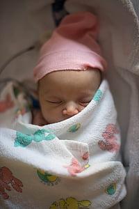 nen, nadó, dormint, nadó, educació infantil, valent, petit