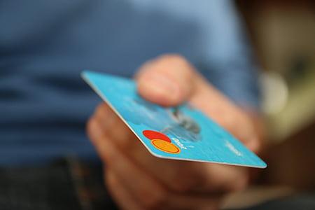 raha, kaart, äri, krediitkaardi, maksta, shopping, ettevõttest