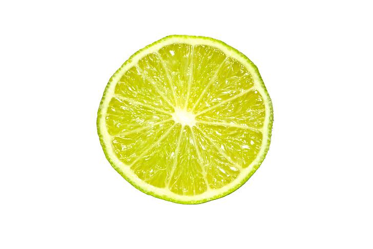 Lime, frukt, sura, grön, Citrus, äta, skiva
