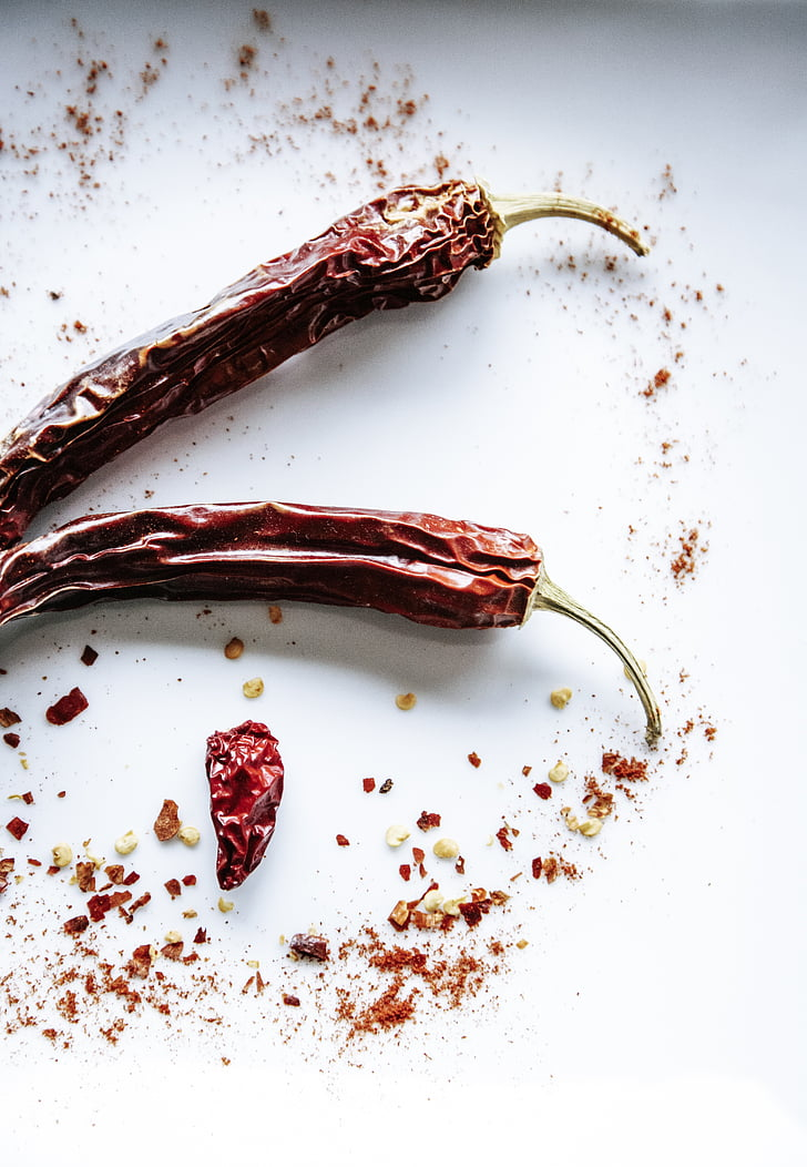 Pepperoni, hạt tiêu, sắc nét, độ sắc nét, gia vị, ớt, ớt