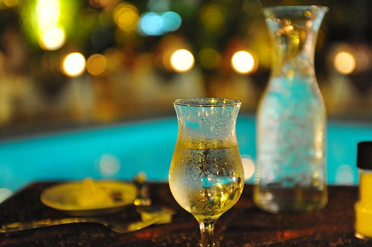 aliments, vi, Restaurant, l'alcohol, beguda, vidre, menjar i el vi