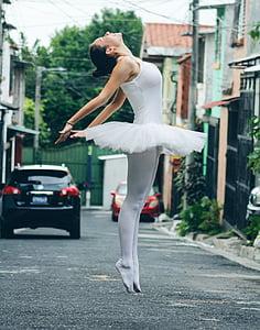 equilibri, ballarina, Ballet de, ballarina de ballet, dansa, ballarí, Ball