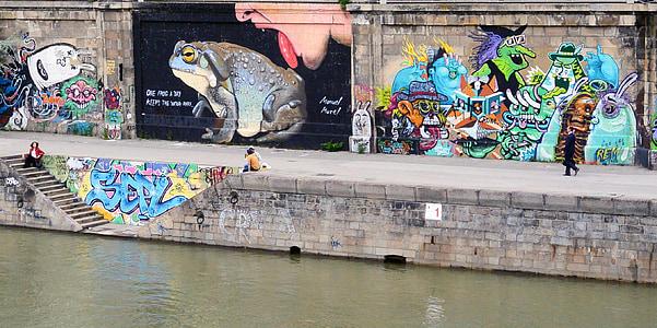 seni jalanan, seni perkotaan, grafiti, lukisan dinding, seni, mural, mural