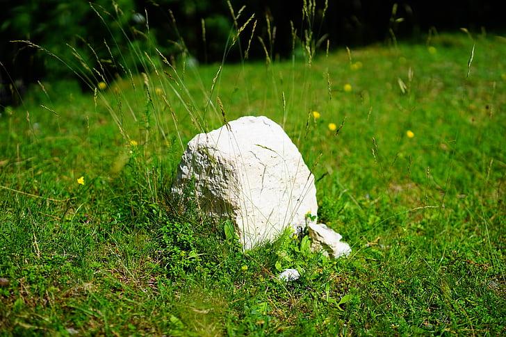 Landmark, kő, határ, határ kérdések, Mark, kereszt alakú jel, fehér