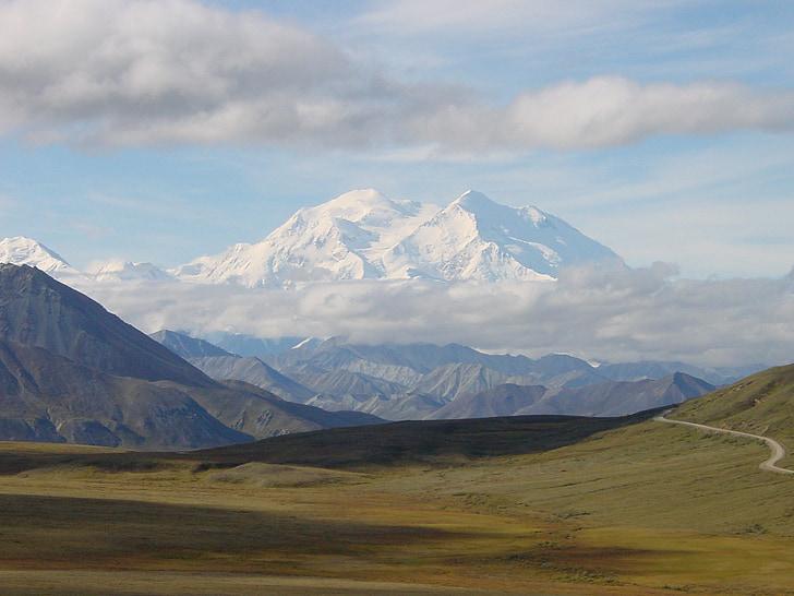 Denali, Alaska, muntanya, McKinley