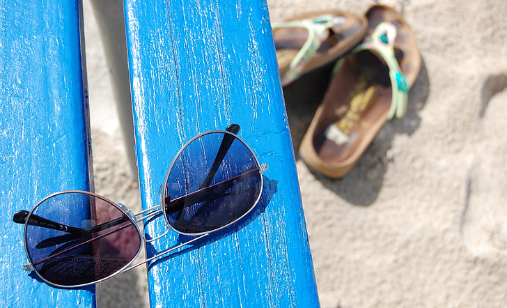 sunglasses, beach, vacation