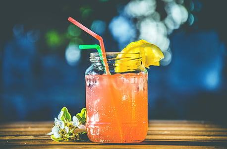 Baar, jook, kokteil, külm, Värv, jook, puu