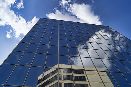 Wolkenkratzer, Turm, Architektur, Wahrzeichen, Gebäude, Architekturdesign, Struktur