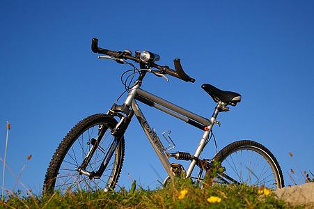 bicikl, Biciklistička tura, vožnja biciklom, biciklizam, brdski bicikl, turneju, daleko