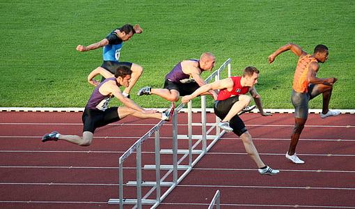 esport, Atletisme, tanques atleta, homes