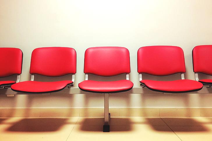席, 待合室, 椅子, 屋内で, 座席, ない人, 会議