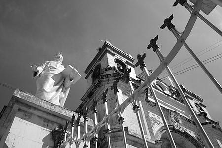 templom, szobor, építészet, vallás, Landmark, szobrászat, turizmus