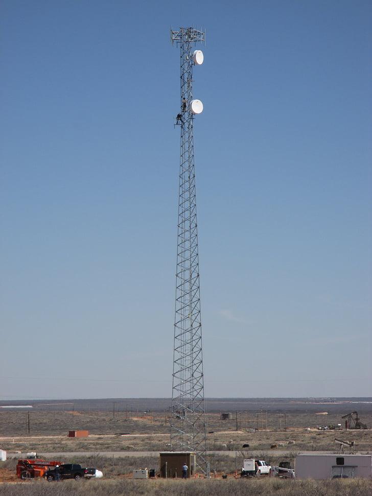 라디오, 타워, 통신
