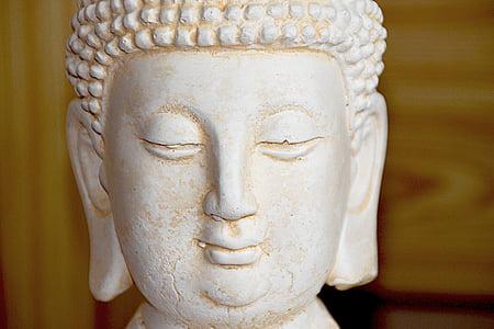 Buddha, Zen, buddhizmus, meditáció, Relax, szobor, kikapcsolódás