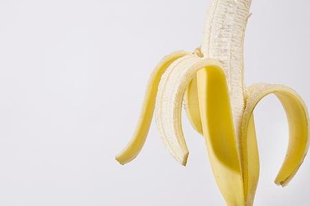 banana, dieta, comer, saudável, comer saudável, nutrição, vegan