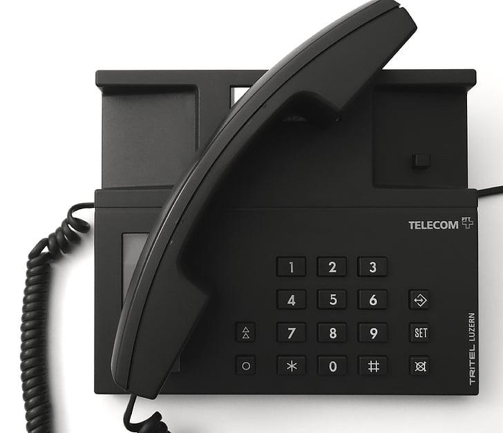telefón, komunikácia, uskutočnenie hovoru, volanie, hovoriť, Počúvajte, Vyberte