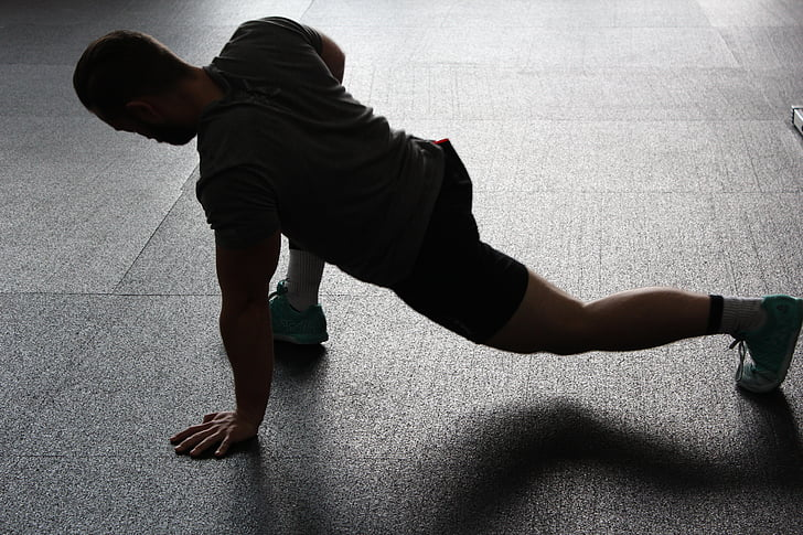 stretchen, strækning, varme, Sport, muskler, sporty, udøve