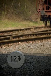 train, old, shut down, gleise, track, seemed, rail traffic