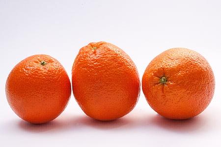 Bahia pomarańczowy, pomarańcze, pomarańcze Navel, Citrus sinensis, owoce, pomarańczowy, witaminy
