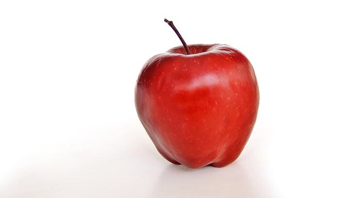 jabuka, jabuke, voće, voće, r, Crveni, hrana i piće