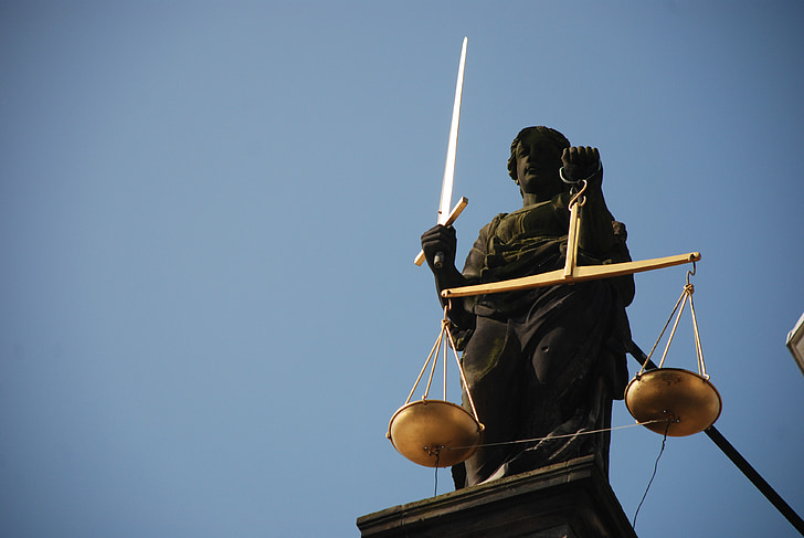 lady justice, case-law, right, scale, court, statue