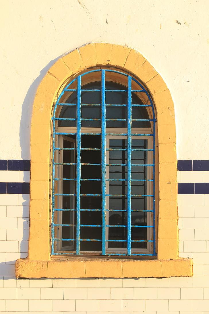 Maroko, Essaouira, hoone, arhitektuur, Aafrika, akna, terasest