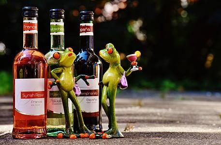 katak, anggur, minuman, Restoran, Weinstube, alkohol, gambar