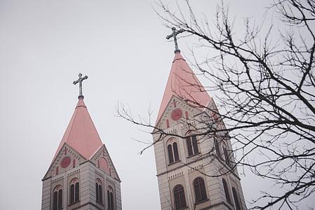 shandong, shandong cathedral, st michael ireland cathedral