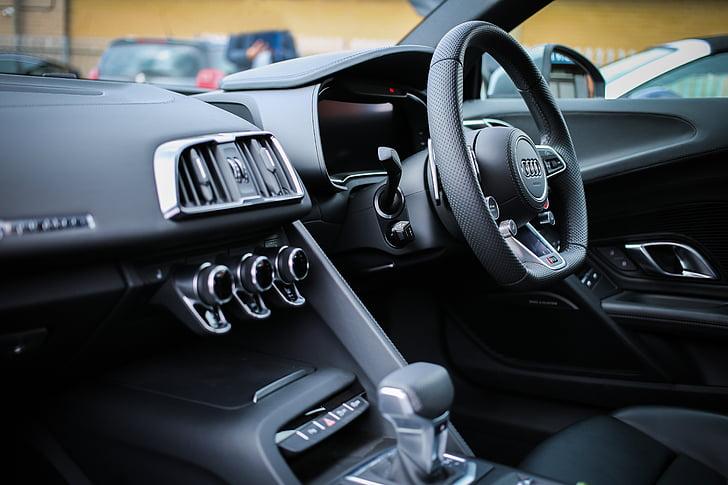 audi r8, sports car, supercar, car, auto, automotive, fast car