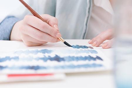 pictura, artist, artist pictura, pictor, perie, artistice, Creative