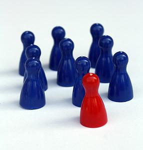 jerarquia, xef, figures, jugar pedra, equip