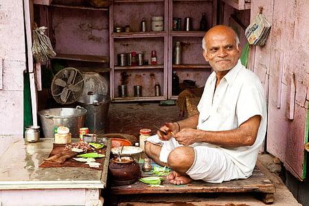 อินเดีย, ปรุงอาหาร, อาหาร, บาซาร์